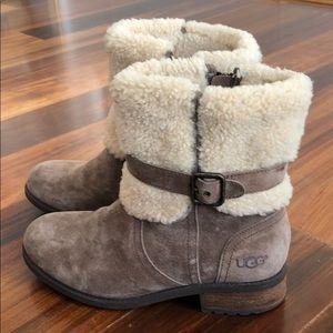 Women's UGG Blayne II Buckle Boot